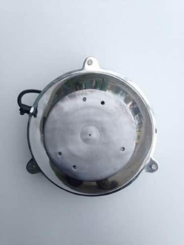 aluminium 4 bar bulkhead repro light