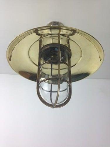 brass pendant lighting. long vintage brass pendant light reclaimed uk lighting
