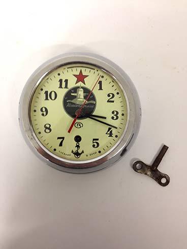 original vostok russian submarine clock