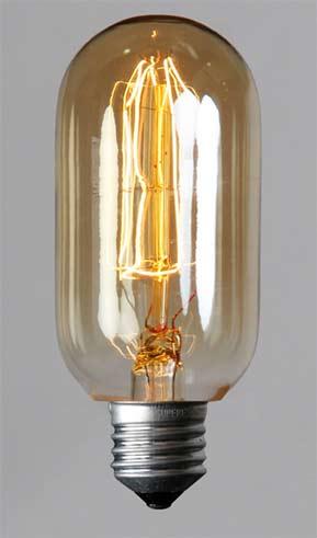 T45 E27 lightbulb