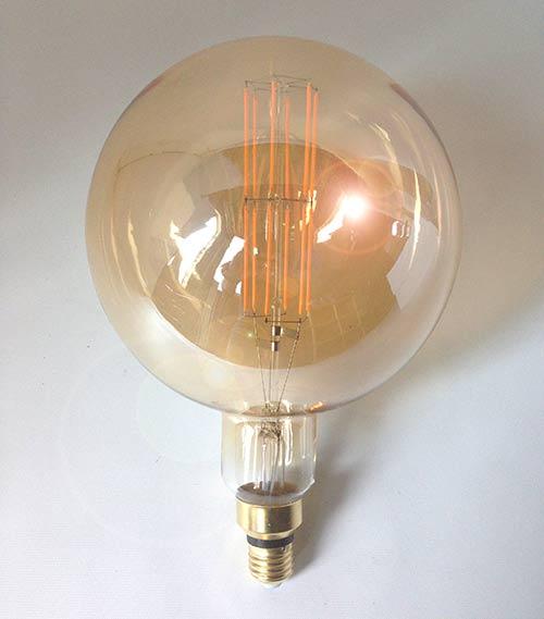 Giant LED Light Bulbs Now In Stock