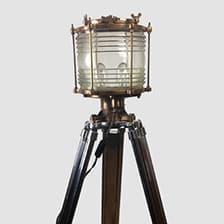 Tripod Lamps & Tripods