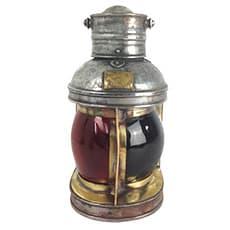Vintage Ship Lanterns