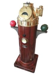 Vintage Binnacle Sestrel Compass Henry Browne & Son
